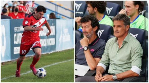 Diego López AD Torrejón y Míchel Getafe CF