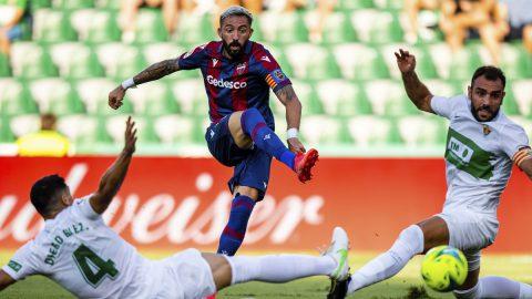 Elche CF Levante UD