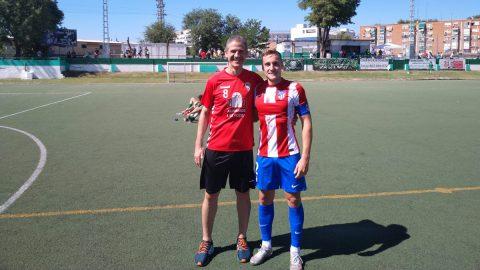 Fede Bahón y Sergio Camús
