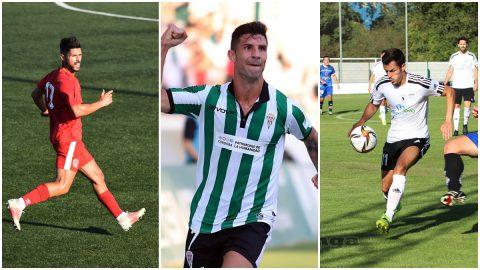 Juan Delgado, Willy e Ignacio Heras