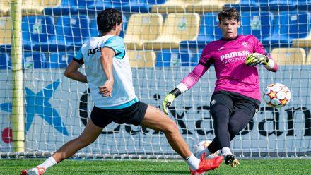 Jaime Durán Villarreal CF
