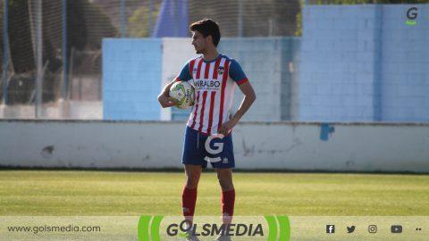 Jugador Jávea contra Alicante