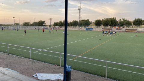 Campo de fútbol EMF Moraleja