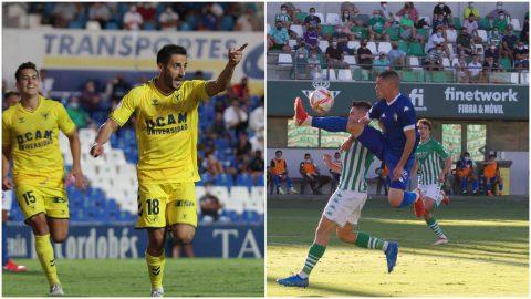 UCAM Murcia y San Fernando CD