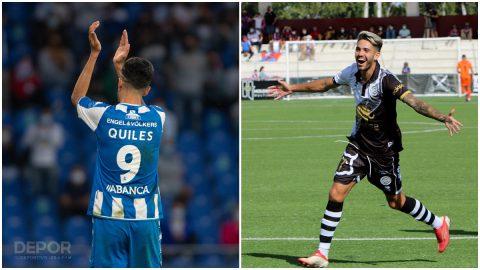 Alberto Quiles y Rayco Rodríguez