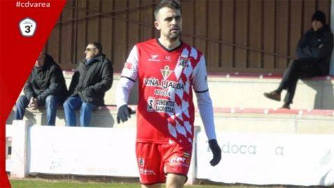 Rubén Pérez CD Varea