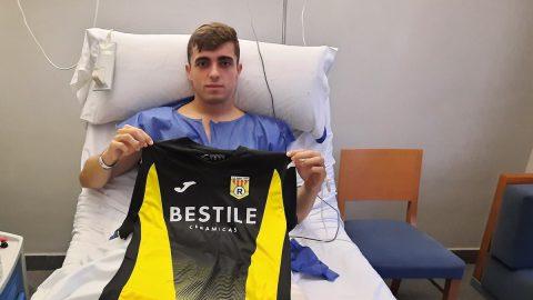 Yago García lesión Roda B