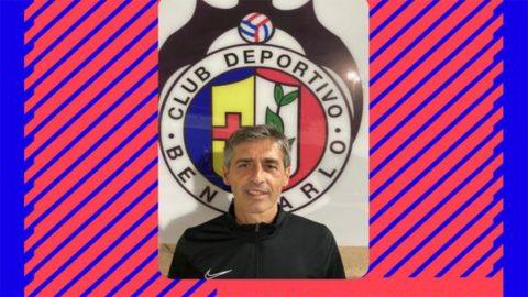 Luis de la Haba CD Benicarló