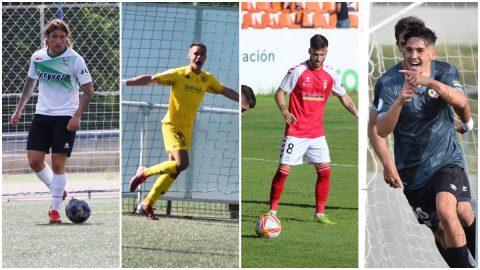 Miguel Ángel, Molina, Izan y Quivira