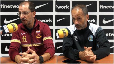 Romero y Fran Alcoy