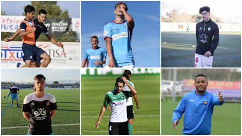 Mosaico jugadores protagonistas Copa RFEF